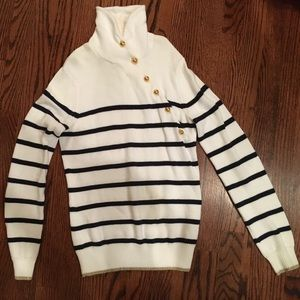 Lilly Pulitzer button up sweater